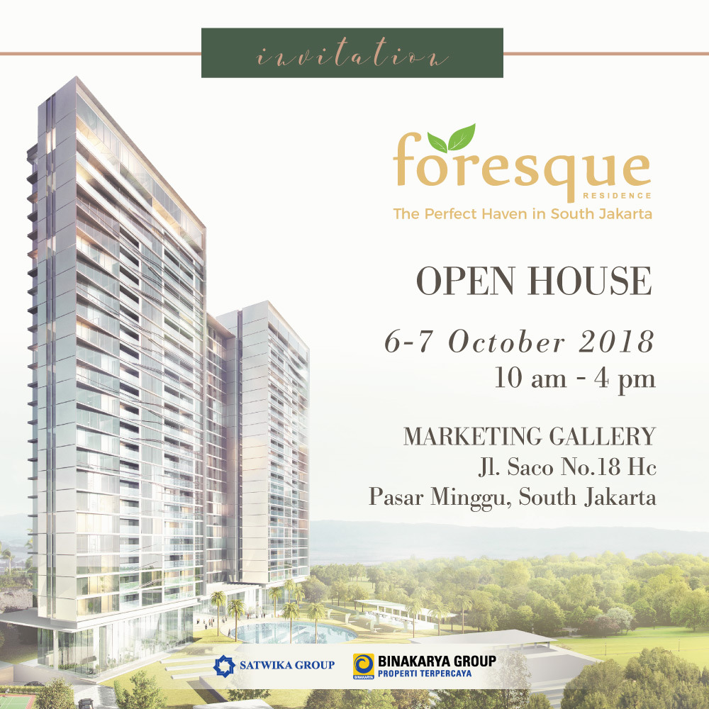 Open House Foresque