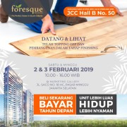 open house foresque 2-3 februari 2019