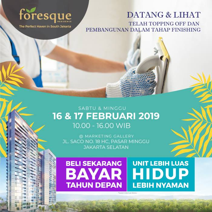 open house foresque residence