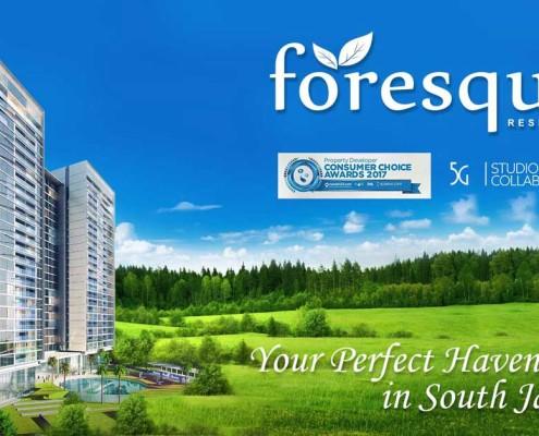 foresque-apartemen-jakarta-selatan