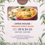 open house apartemen jakarta selatan foresque residences